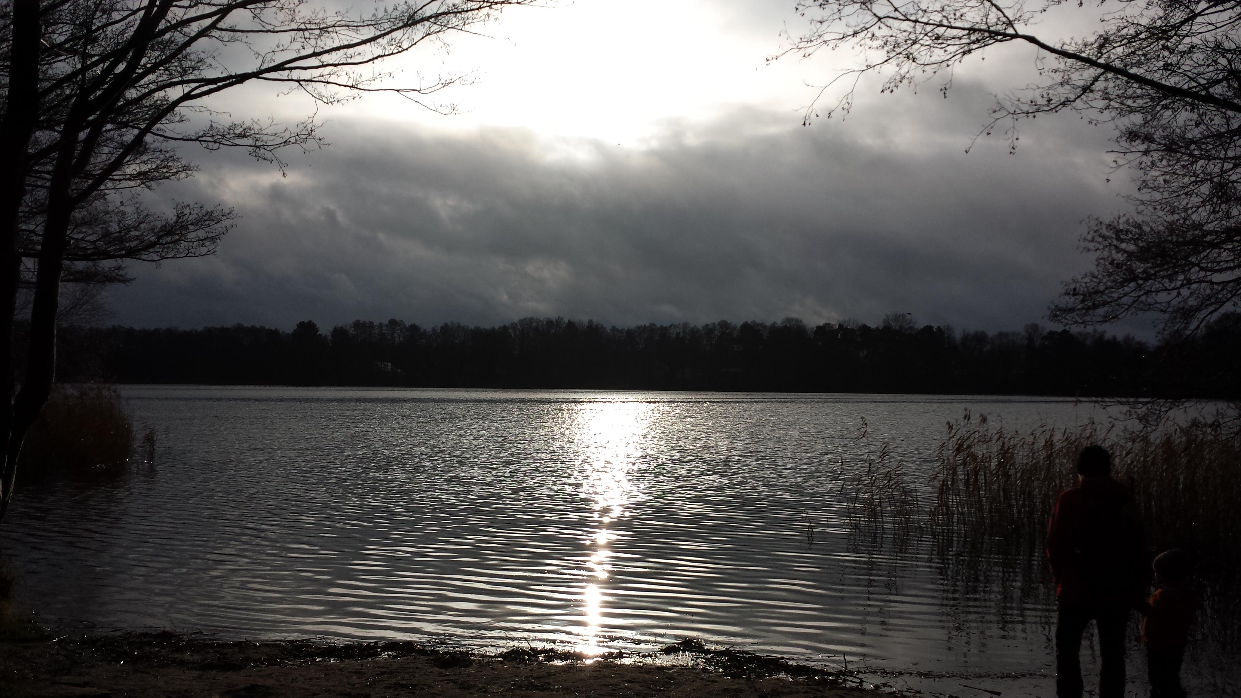 Summter See im Dezember